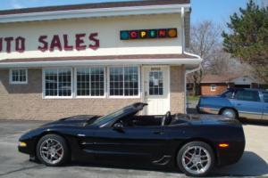 2003 Chevrolet Corvette ZO6