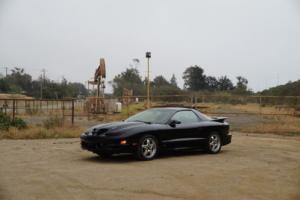 2002 Pontiac Firebird WS6