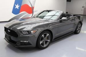 2015 Ford Mustang V6 CONVERTIBLE AUTO BLUETOOTH