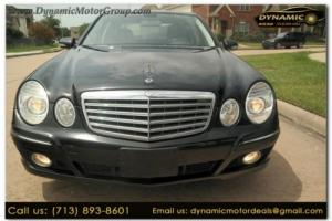 2008 Mercedes-Benz E-Class 3.0L Photo