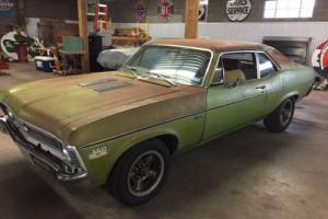 1971 Chevrolet Nova SS