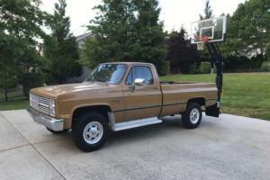 1984 Chevrolet Other Pickups Scottsdale 20