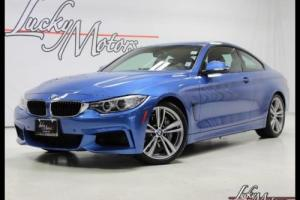2014 BMW 4-Series 435i M Sport Driver Assist 1 Owner Clean Carfax!