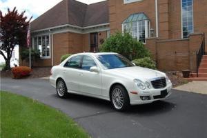 2008 Mercedes-Benz E-Class Sport 5.5L