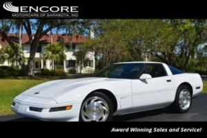 1996 Chevrolet Corvette -- Photo