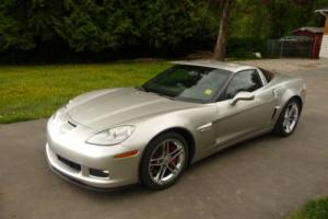 2008 Chevrolet Corvette Z06 Photo