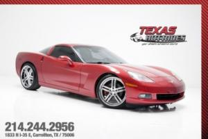 2005 Chevrolet Corvette With Upgrades