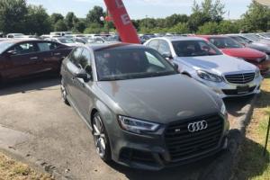 2017 Audi S3 s3