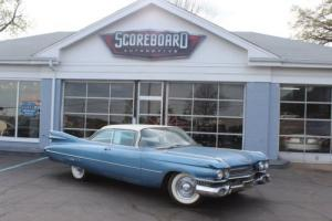 1959 Cadillac Other 62 SERIES