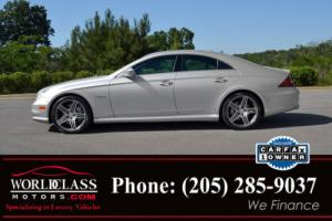 2009 Mercedes-Benz CLS-Class 4dr Coupe 6.3L AMG