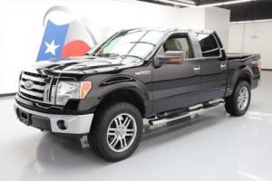 2009 Ford F-150 XLT CREW 4X4 LIFTED SIDE STEPS 20'S