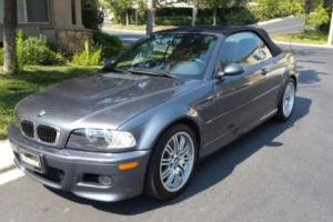 2002 BMW M3 M3 Convertible