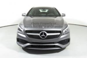 2017 Mercedes-Benz CLA-Class CLA 250 Coupe