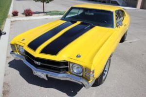 1971 Chevrolet Chevelle Super Sport