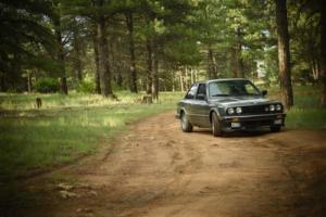 1986 BMW 3-Series E30