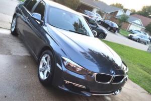 2012 BMW 3-Series Sport