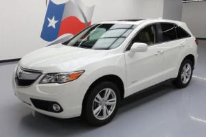 2015 Acura RDX TECH SUNROOF NAV REAR CAM HTD SEATS