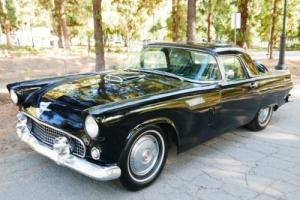 1956 Ford Thunderbird 1956 Ford Thunderbird , T Bird, Manual, 2x4s 312 m