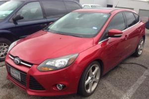 2012 Ford Focus Titanium Photo