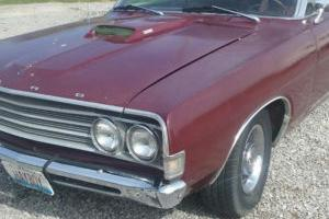 1969 Ford Torino GT Photo