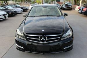 2014 Mercedes-Benz C-Class --