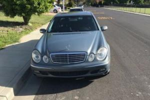 2006 Mercedes-Benz E-Class E350 Photo