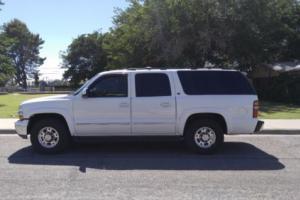 2004 Chevrolet Suburban ARMORED