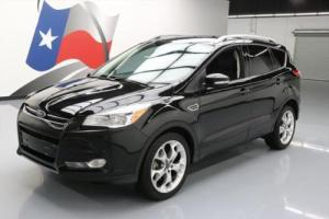2015 Ford Escape TITANIUM ECOBOOST AWD HTD LEATHER NAV