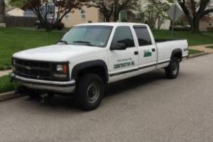 2000 Chevrolet C/K Pickup 2500