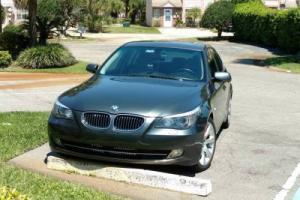 2008 BMW 5-Series 5-Series