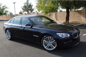 2015 BMW 7-Series RWD