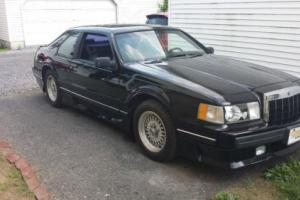 1990 Lincoln Mark Series