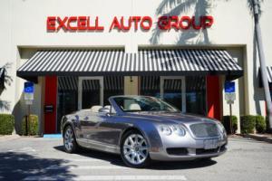 2008 Bentley Continental GT 2dr Convertible