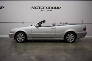 2003 Mercedes-Benz CLK-Class CLK320