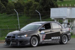 2008 Mitsubishi Evolution GSR