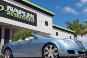 2008 Bentley Continental GT GTC Convertible