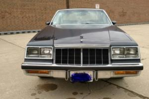 1986 Buick Regal Photo