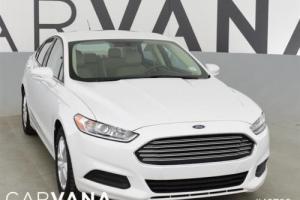 2015 Ford Fusion Fusion SE