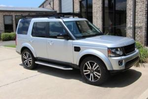2016 Land Rover LR4 HSE LUX Landmark Edition 4WD