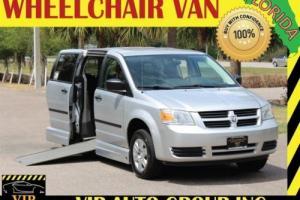 2008 Dodge Grand Caravan SE Handicap VMI Wheelchair Van