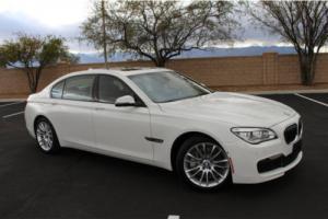 2014 BMW 7-Series RWD