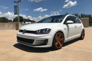 2016 Volkswagen Golf GTI S 4-door