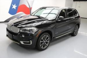 2014 BMW X5 XDRIVE50I AWD TURBO PANO ROOF NAV HUD