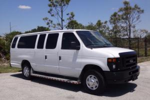 2008 Ford E-Series Van Passenger Van