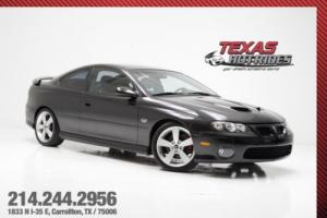 2006 Pontiac GTO LS2 6-Speed