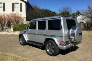 2007 Mercedes-Benz G-Class G55 AMG Photo