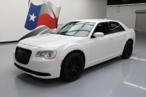 2015 Chrysler 300 Series LIMITED HTD LEATHER REAR CAM 20'S