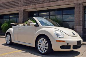 2008 Volkswagen Beetle-New SE Convertible