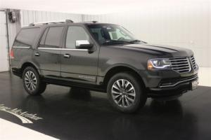 2017 Lincoln Navigator Photo