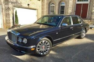 2008 Bentley Arnage RL
